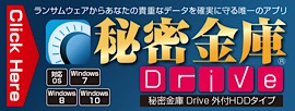 秘密金庫Drive